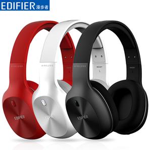 Edifier/漫步者 W800BT无线蓝牙耳机游戏电脑手机头戴式运动耳麦