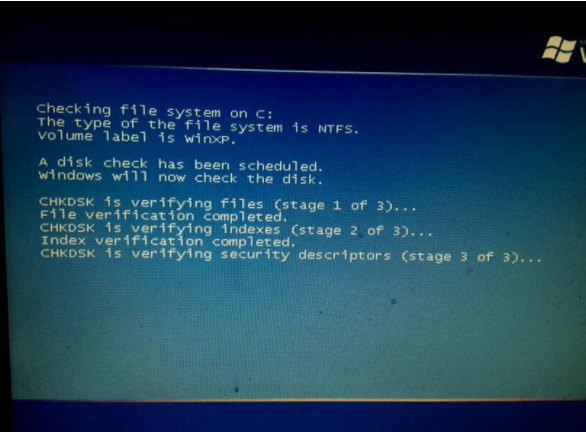 电脑取消开机自检的方法