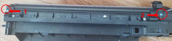 夏普2348更换显影器及套鼓的方法